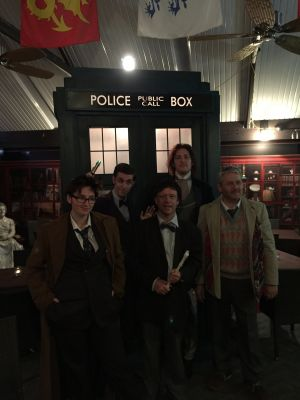 Dr Who Quiz Night - Pubs Adelaide