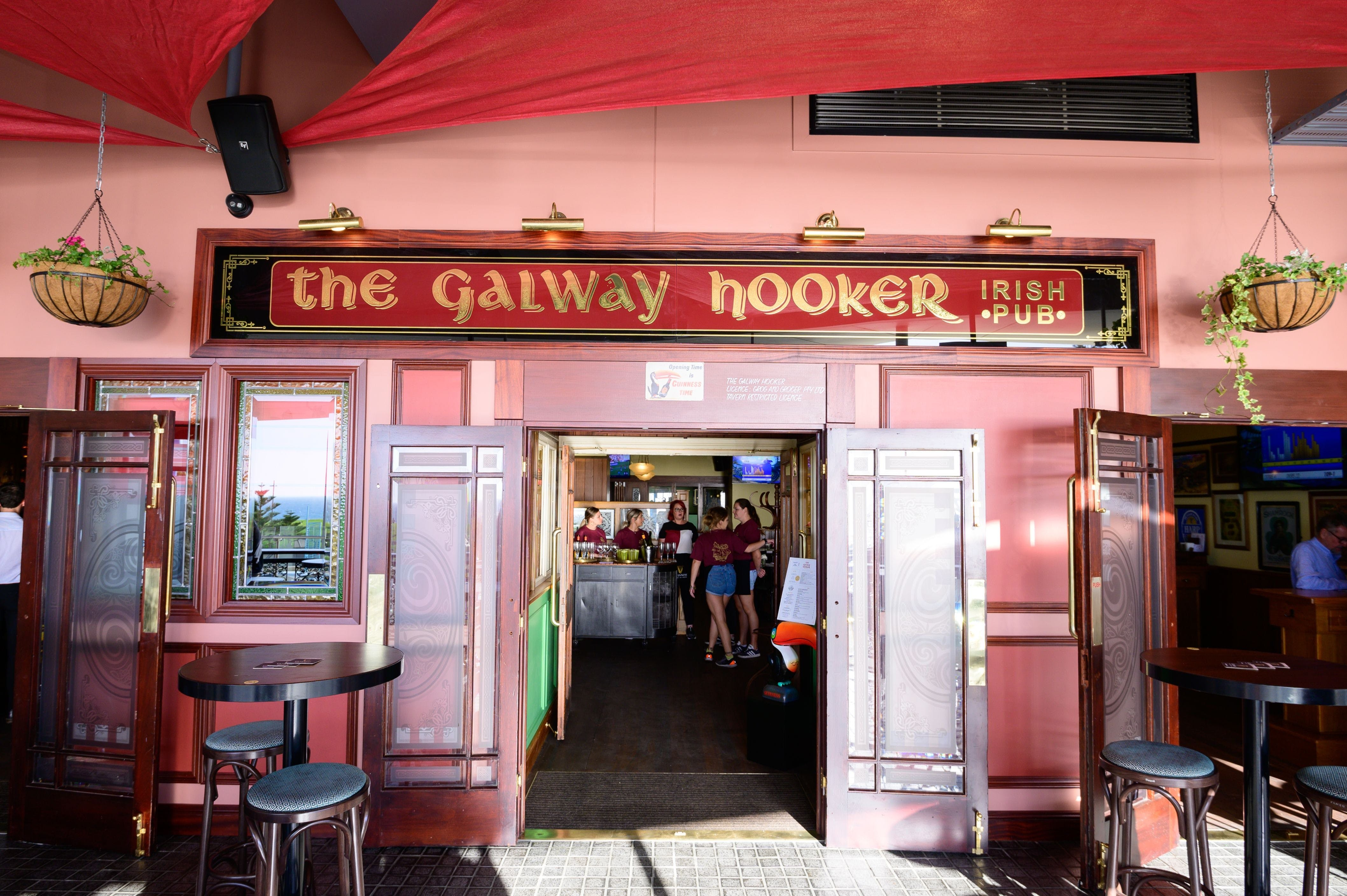 The Galway Hooker - Pubs Adelaide