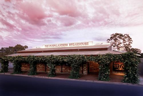 The Overlanders Steakhouse - Pubs Adelaide