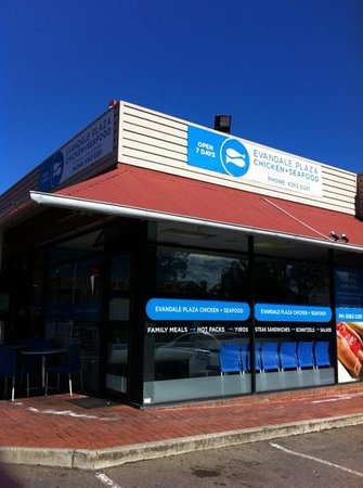 Evandale Chicken And Seafood - Pubs Adelaide