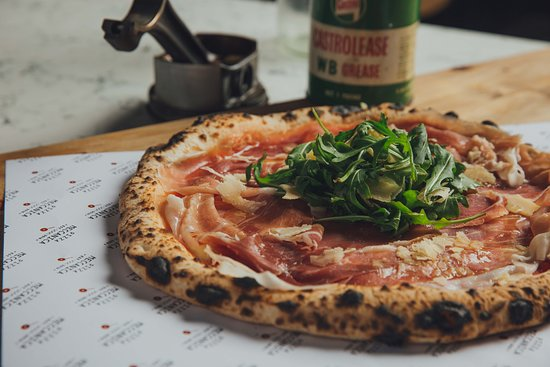 Pizza Meccanica - Pubs Adelaide